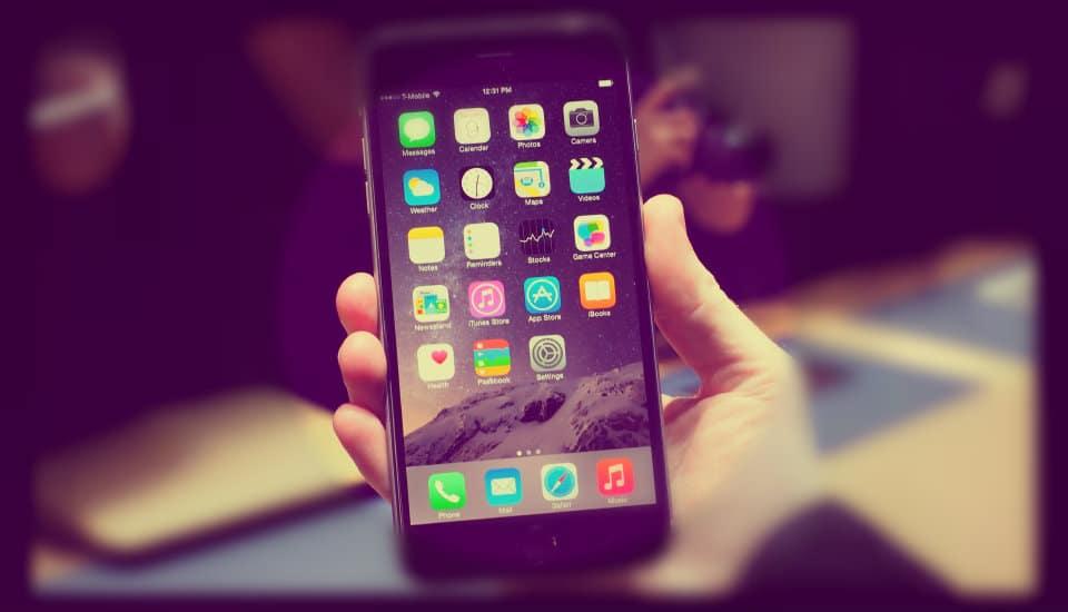 Automatic translation technology on iphone6plus