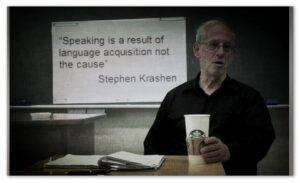 Experience - Stephen Krashen
