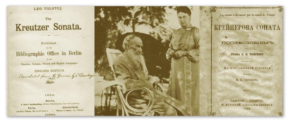 Language Learning Tolstoy's Kreutzer Sonata Experience