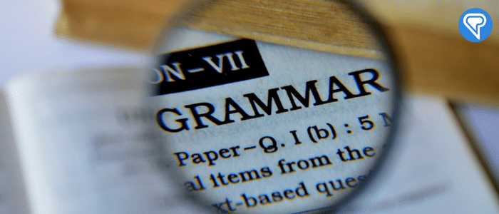 The Importance of Grammar Rules